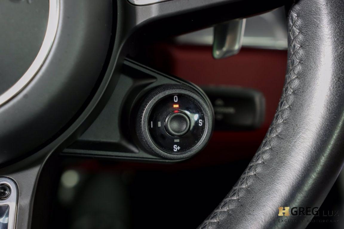 2017 Porsche 911 Carrera 4S #39