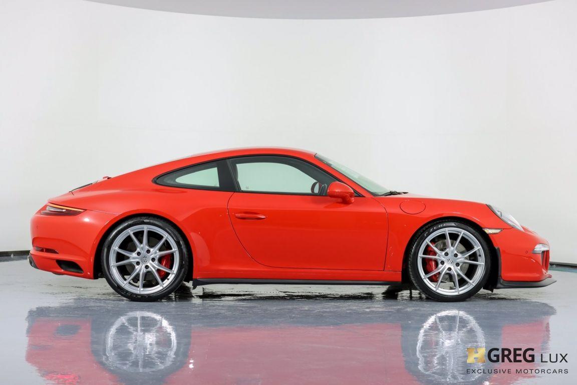2017 Porsche 911 Carrera 4S #3
