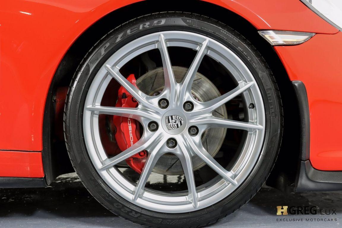 2017 Porsche 911 Carrera 4S #5