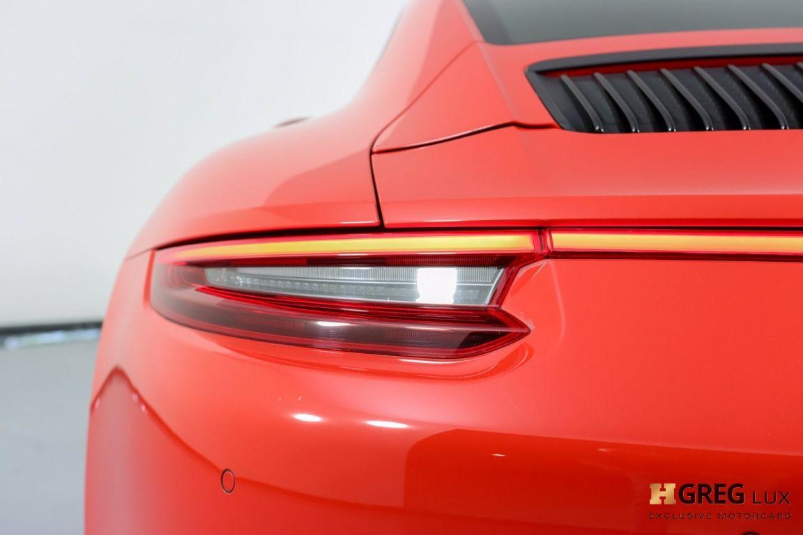 2017 Porsche 911 Carrera 4S #10