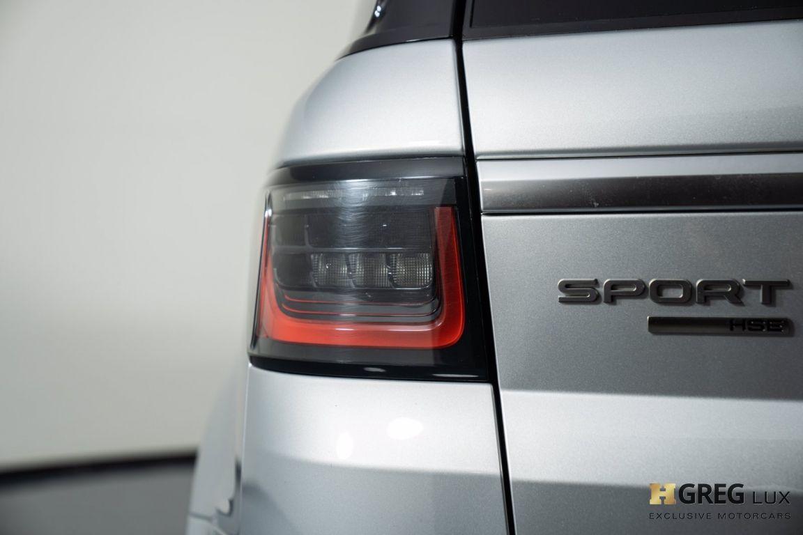 2018 Land Rover Range Rover Sport HSE #14
