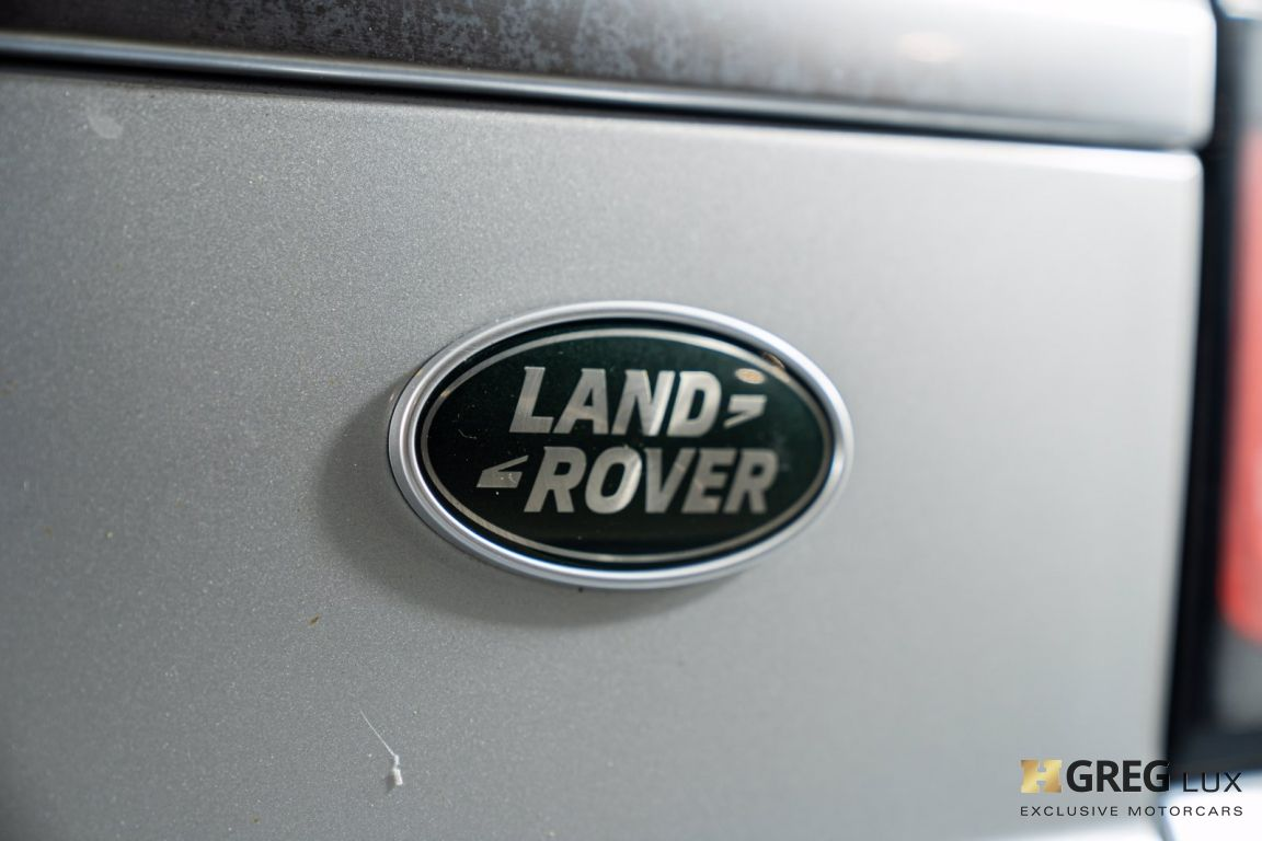 2018 Land Rover Range Rover Sport HSE #16