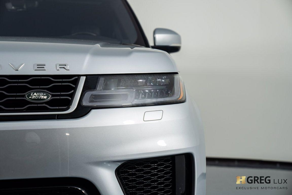 2018 Land Rover Range Rover Sport HSE #6