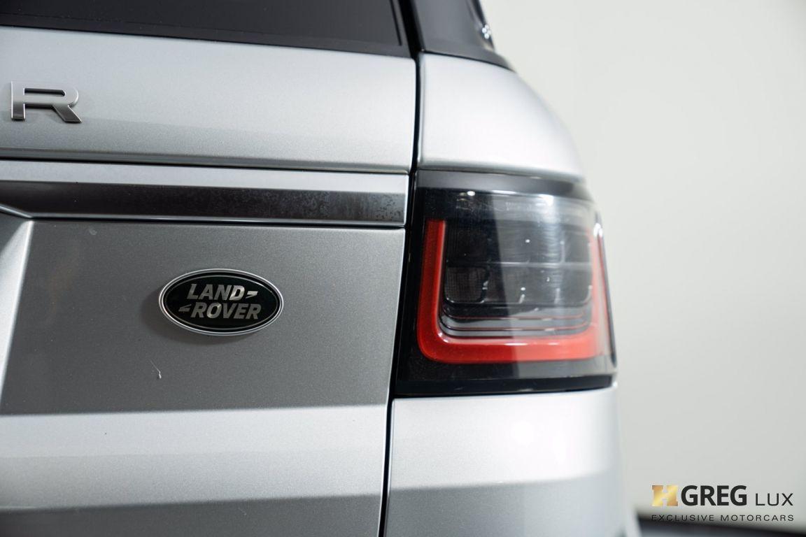 2018 Land Rover Range Rover Sport HSE #15