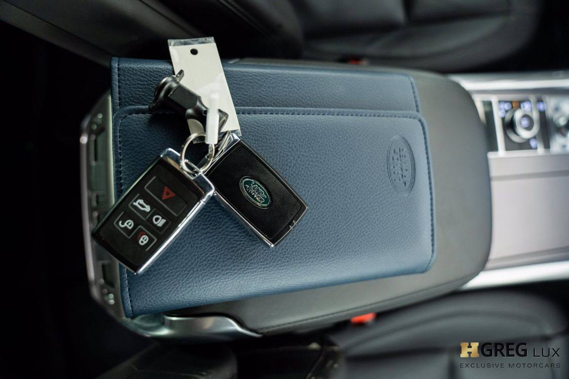 2018 Land Rover Range Rover Sport HSE #56