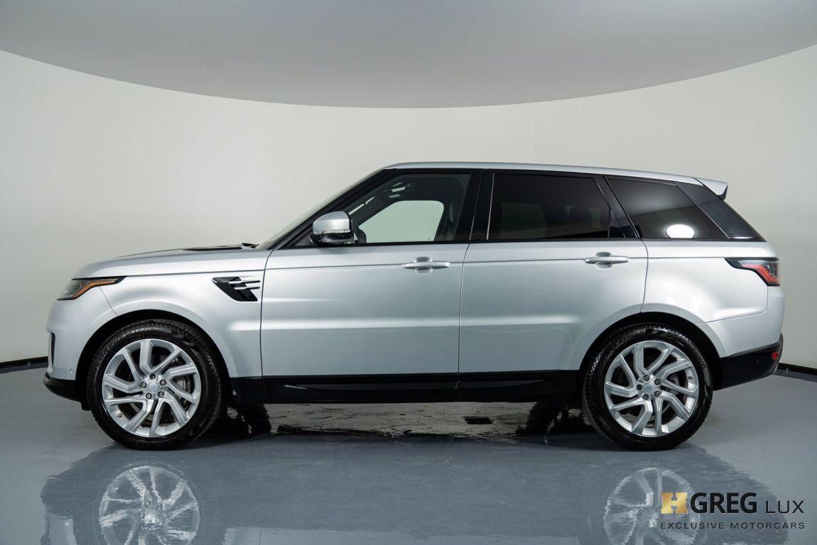 2018 Land Rover Range Rover Sport HSE #20