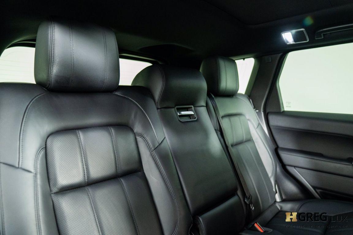 2018 Land Rover Range Rover Sport HSE #31