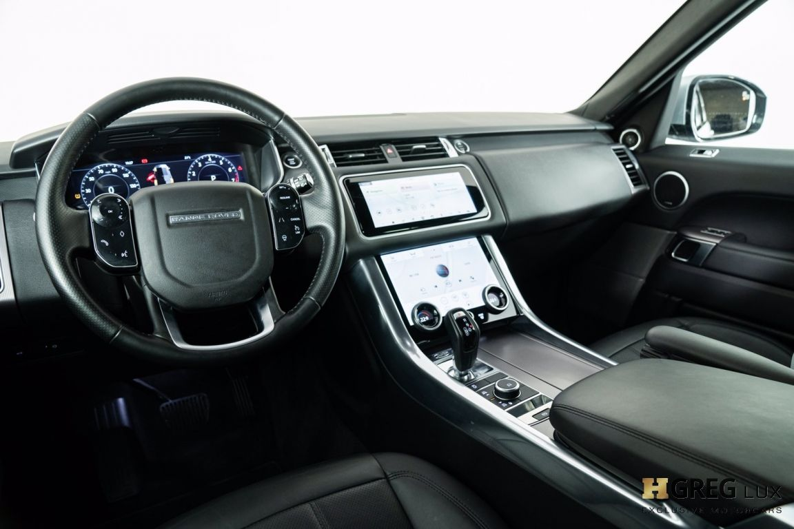 2018 Land Rover Range Rover Sport HSE #1
