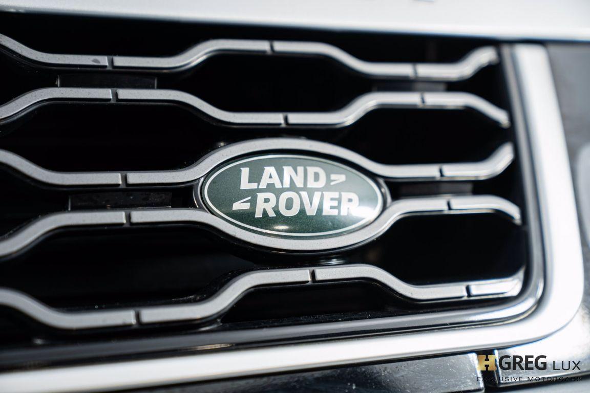 2018 Land Rover Range Rover Sport HSE #9