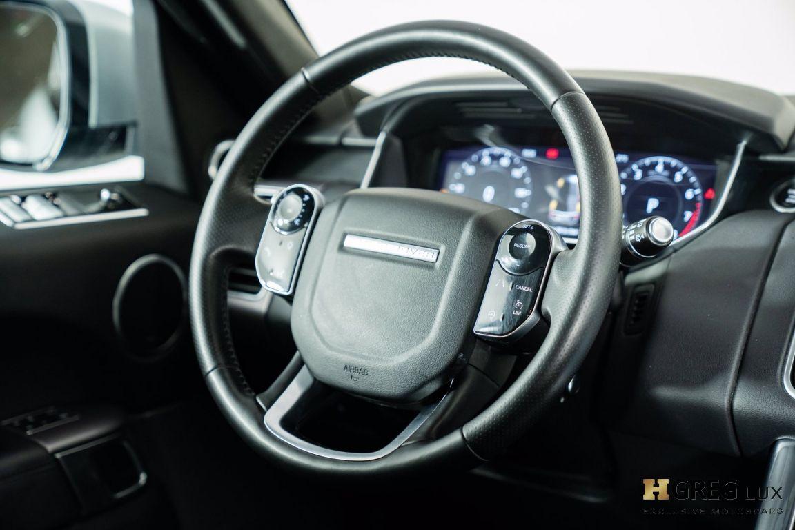 2018 Land Rover Range Rover Sport HSE #39