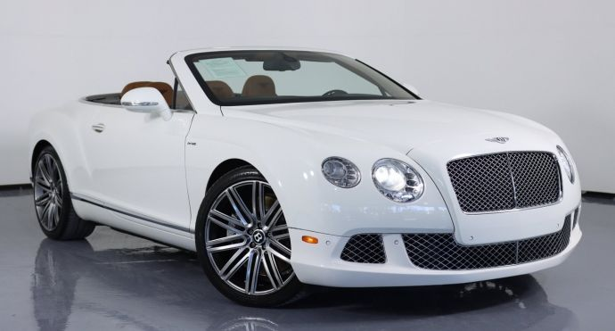 2014 Bentley Continental GT Speed Base #0