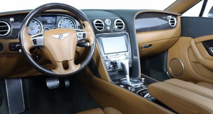 2014 Bentley Continental GT Speed Base #1