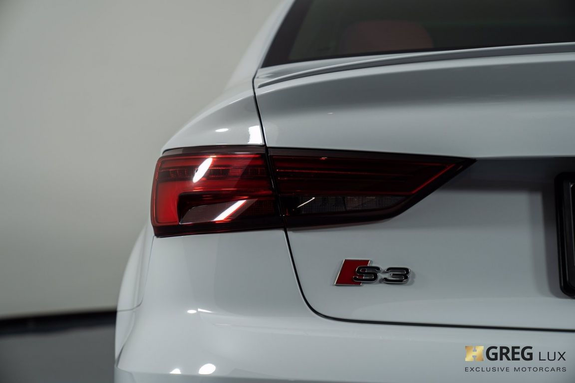 2020 Audi S3 2.0 Technik #54