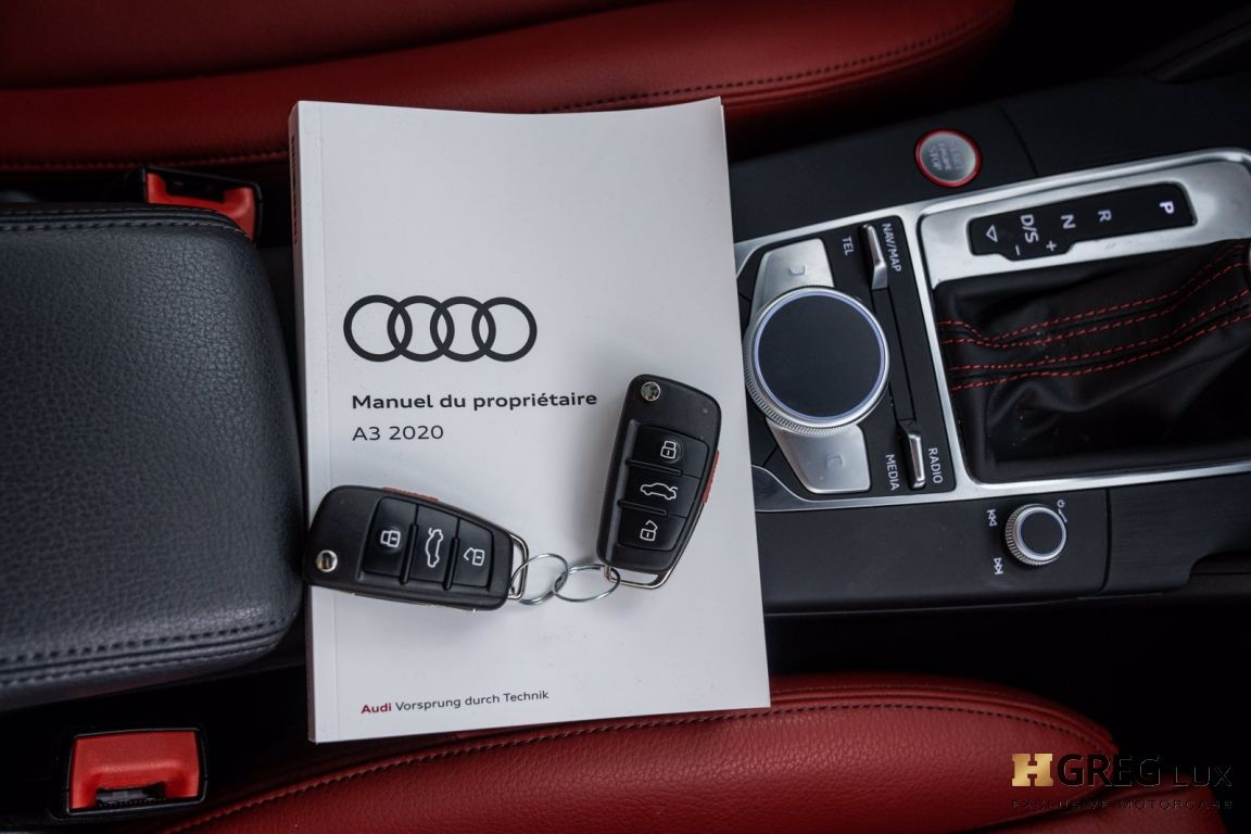 2020 Audi S3 2.0 Technik #68