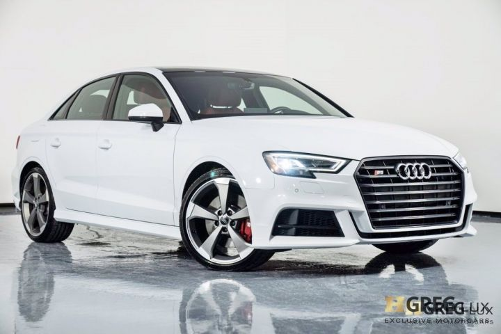 2020 Audi S3 2.0 Technik #0
