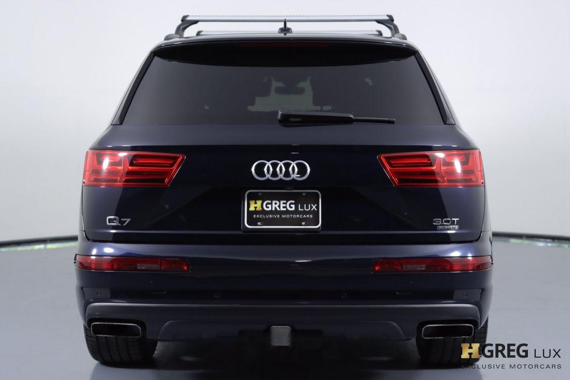 2017 Audi Q7 Prestige #17