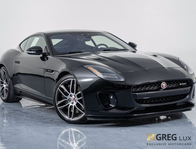 2019 Jaguar F TYPE R-Dynamic #0