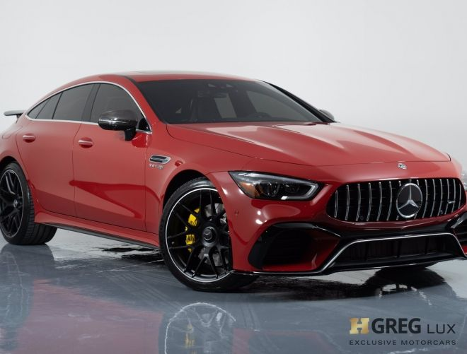 2019 Mercedes Benz AMG GT AMG GT 63 S #0