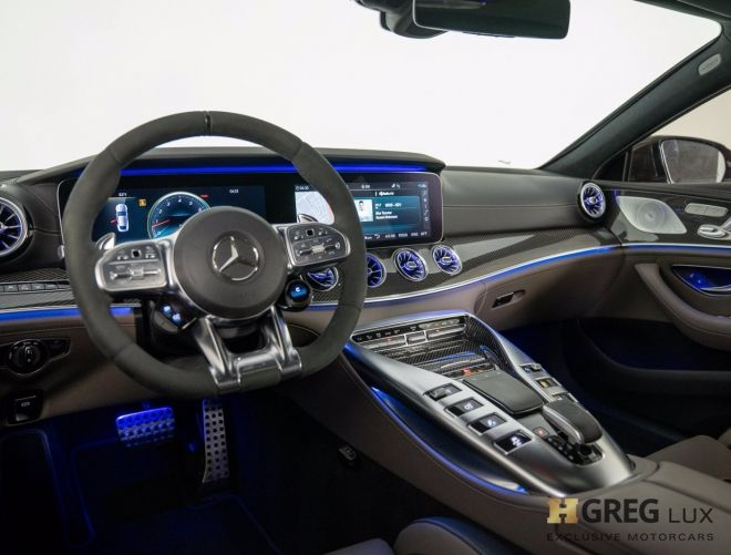 2019 Mercedes Benz AMG GT AMG GT 63 S #1