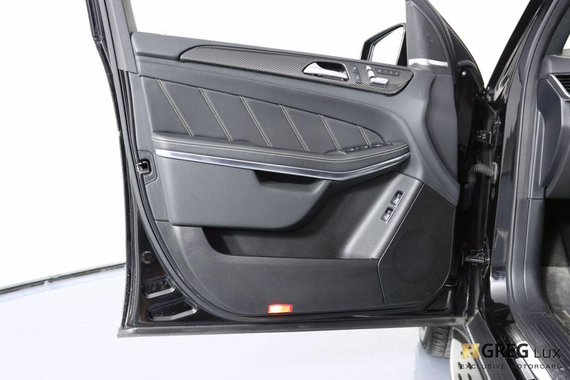 2019 Mercedes Benz GLS AMG GLS 63 #35