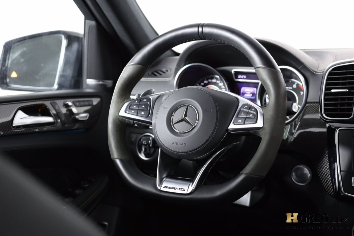 2019 Mercedes Benz GLS AMG GLS 63 #44