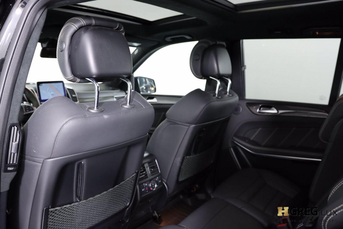 2019 Mercedes Benz GLS AMG GLS 63 #52