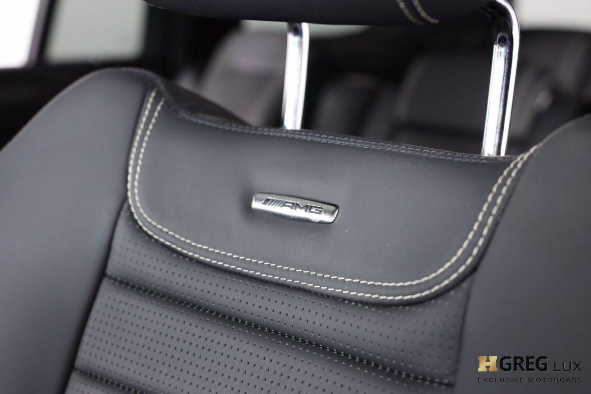 2019 Mercedes Benz GLS AMG GLS 63 #29