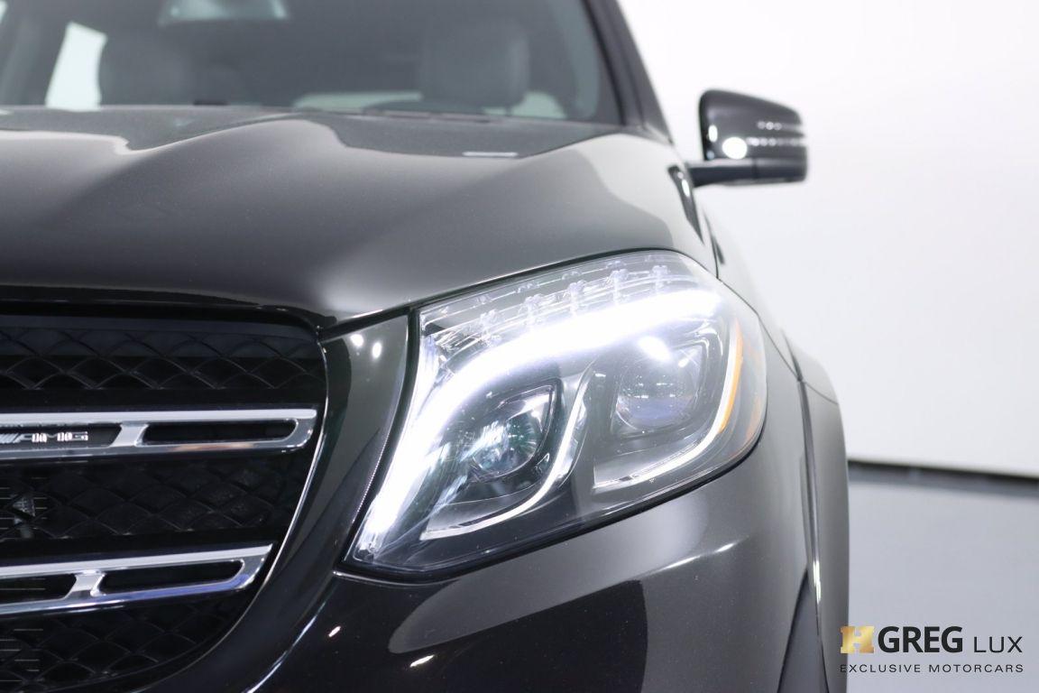 2019 Mercedes Benz GLS AMG GLS 63 #8