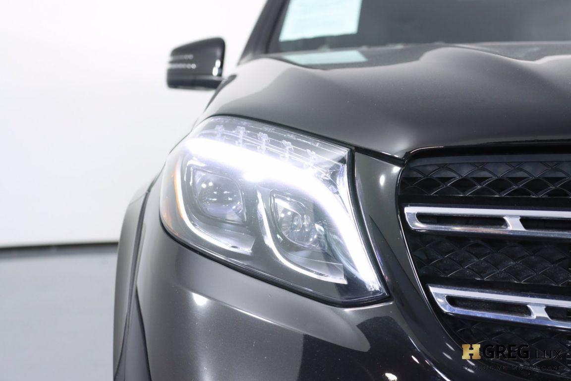 2019 Mercedes Benz GLS AMG GLS 63 #5