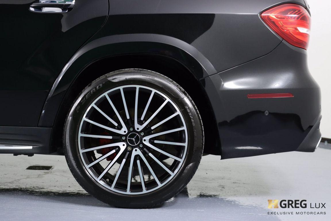 2019 Mercedes Benz GLS AMG GLS 63 #23