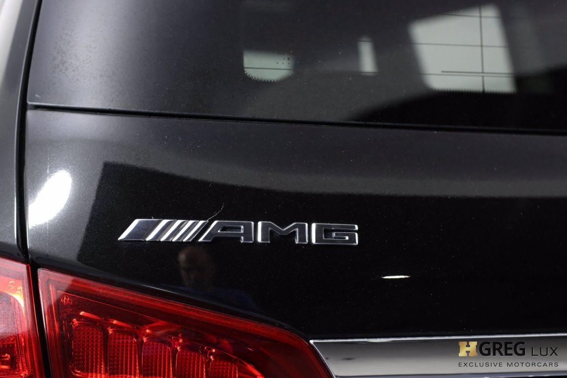 2019 Mercedes Benz GLS AMG GLS 63 #20