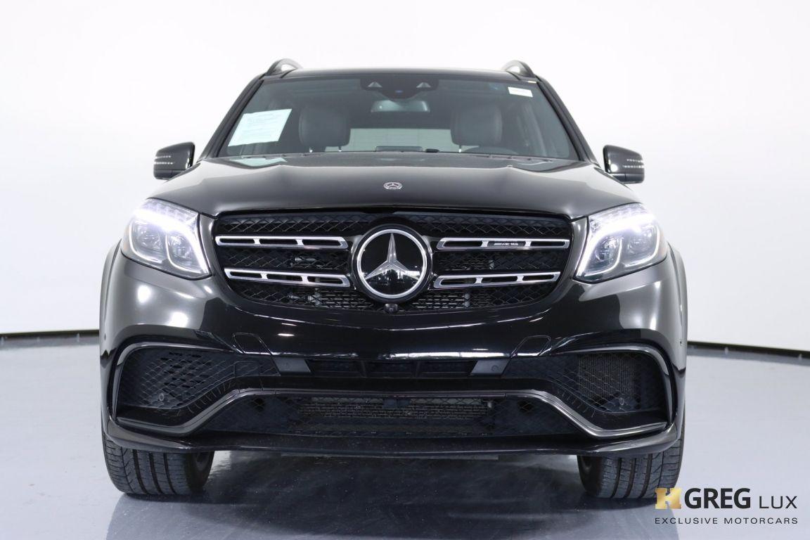 2019 Mercedes Benz GLS AMG GLS 63 #4
