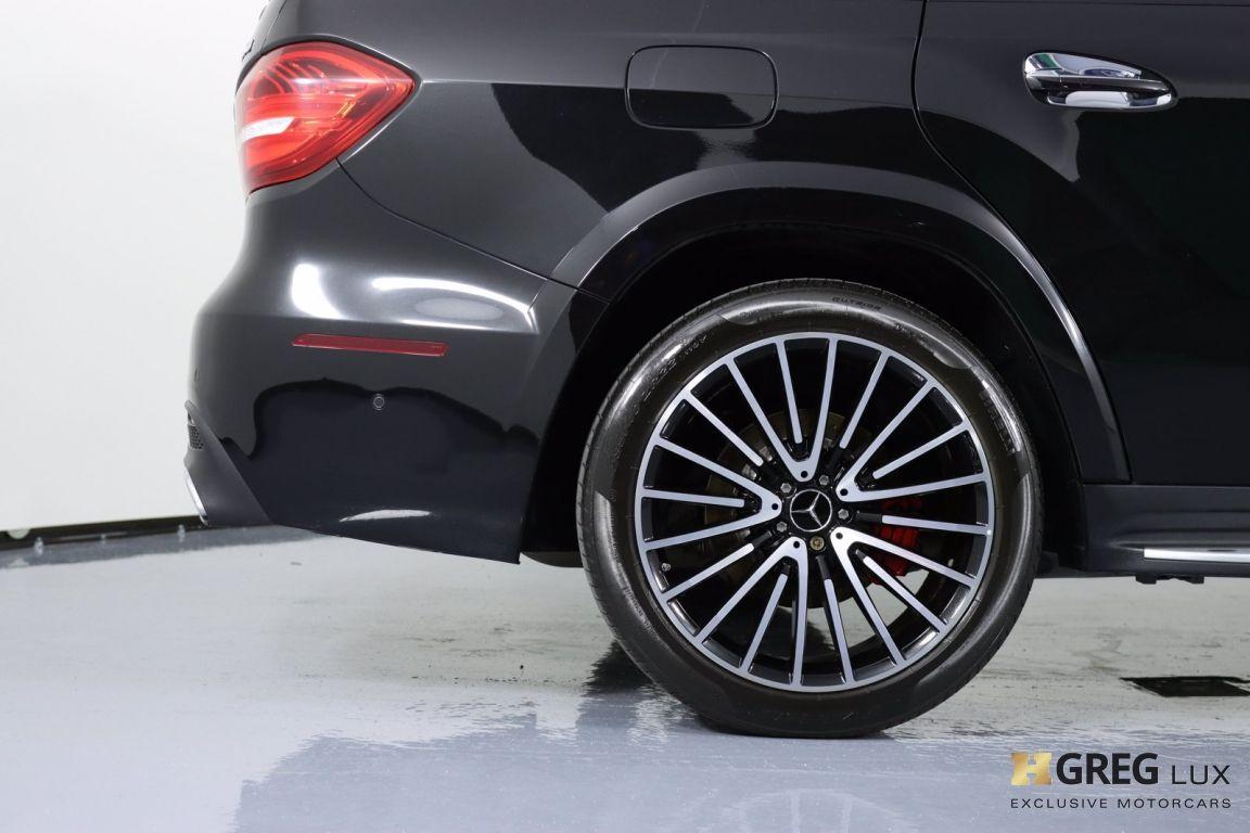 2019 Mercedes Benz GLS AMG GLS 63 #14