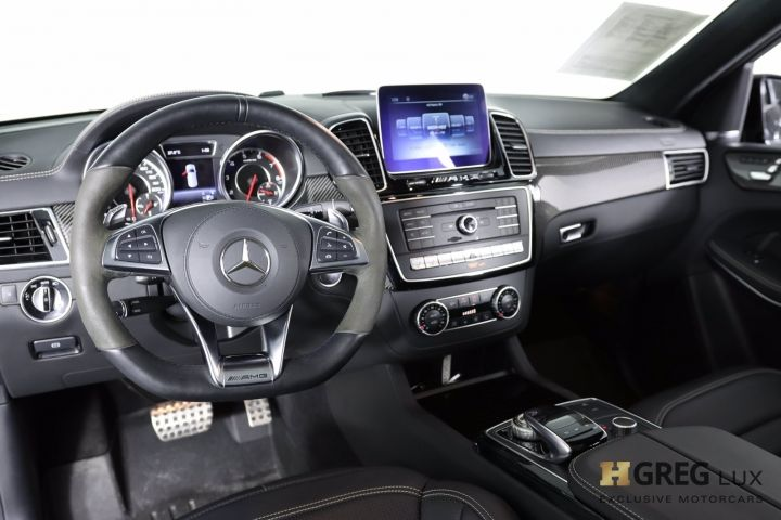 2019 Mercedes Benz GLS AMG GLS 63 #1