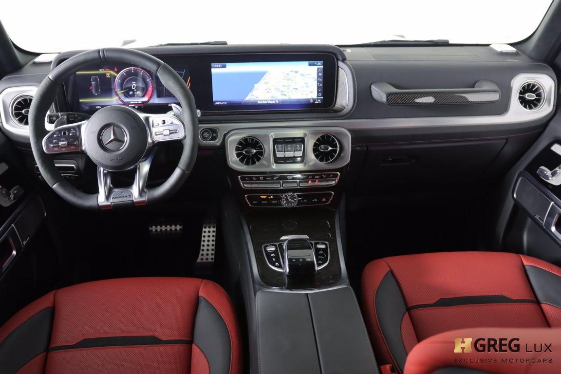 2021 Mercedes Benz G Class AMG G 63 #56