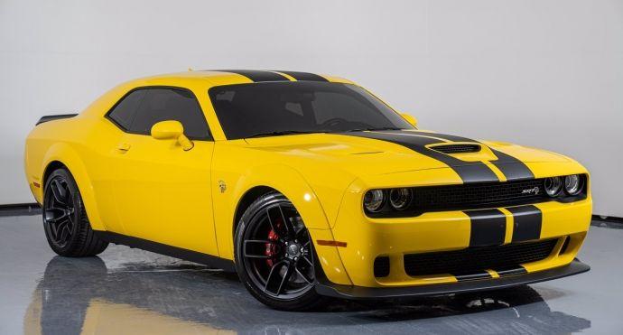 2018 Dodge Challenger SRT Hellcat Widebody #0