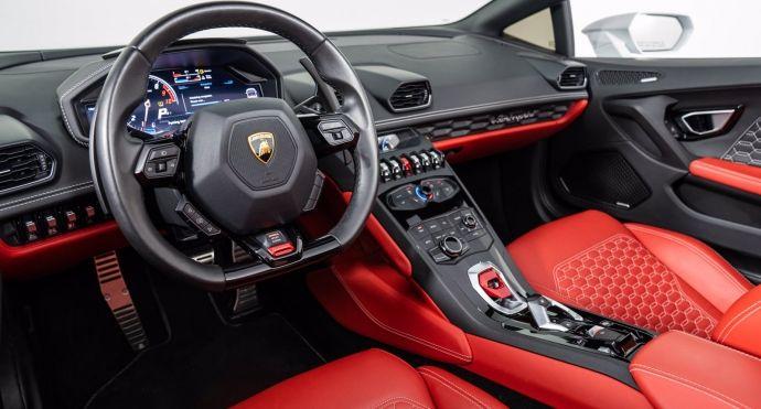 2017 Lamborghini Huracan LP610-4S #1