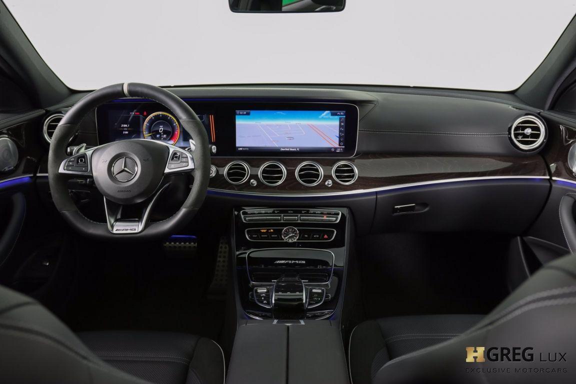 2018 Mercedes Benz E Class AMG E 63 S #29