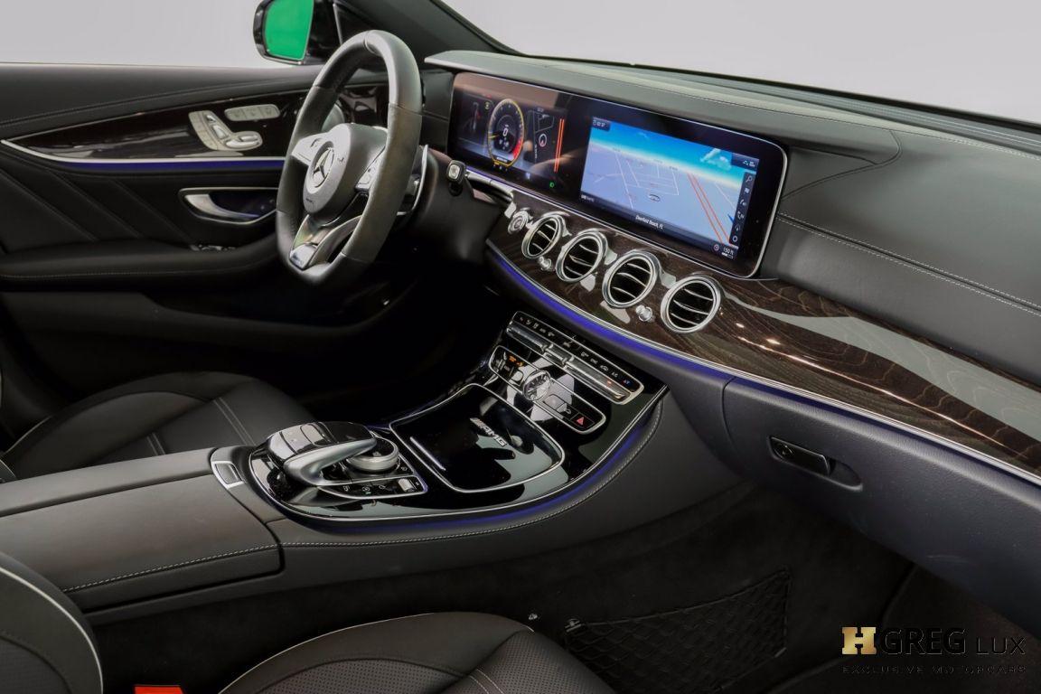 2018 Mercedes Benz E Class AMG E 63 S #55