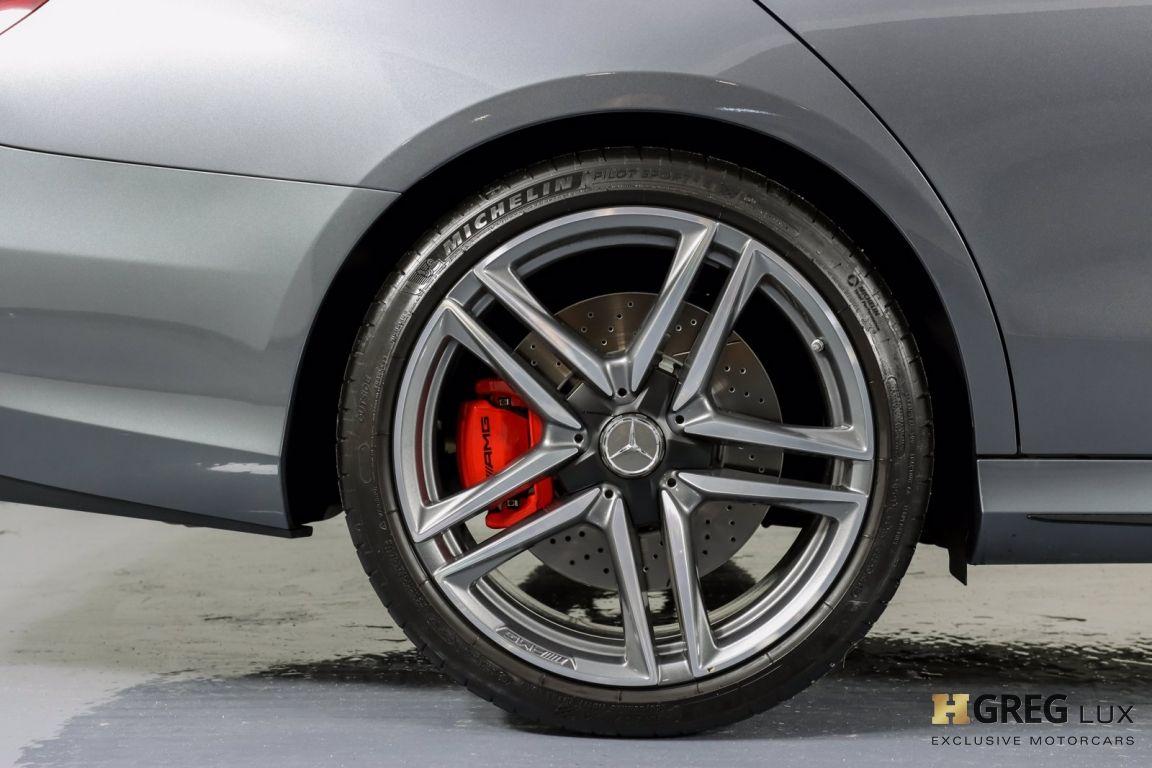 2018 Mercedes Benz E Class AMG E 63 S #13