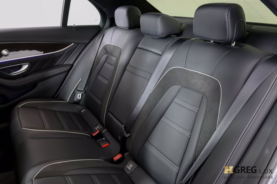 2018 Mercedes Benz E Class AMG E 63 S #37