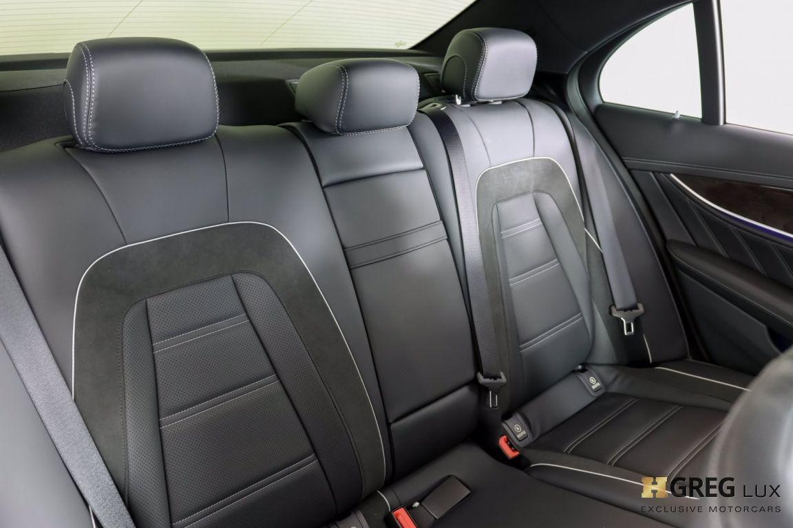 2018 Mercedes Benz E Class AMG E 63 S #35