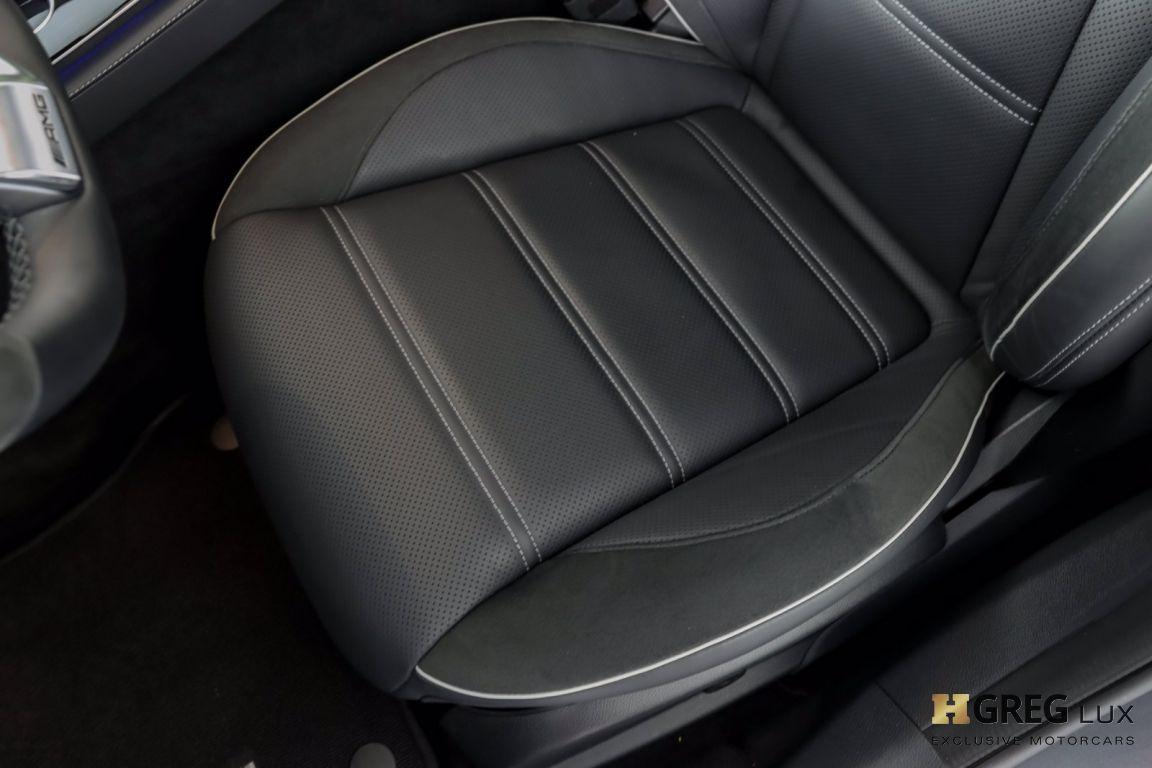 2018 Mercedes Benz E Class AMG E 63 S #31