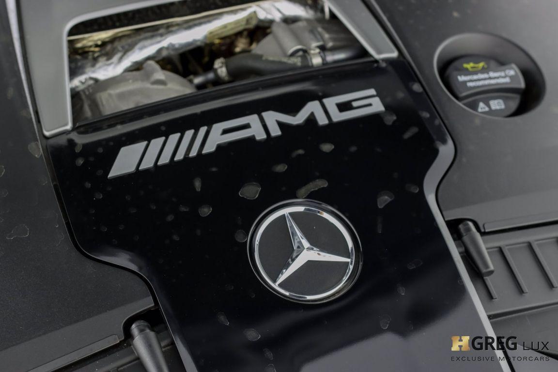 2018 Mercedes Benz E Class AMG E 63 S #61