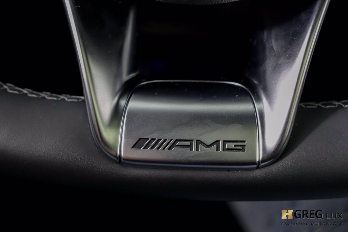 2018 Mercedes Benz E Class AMG E 63 S #50