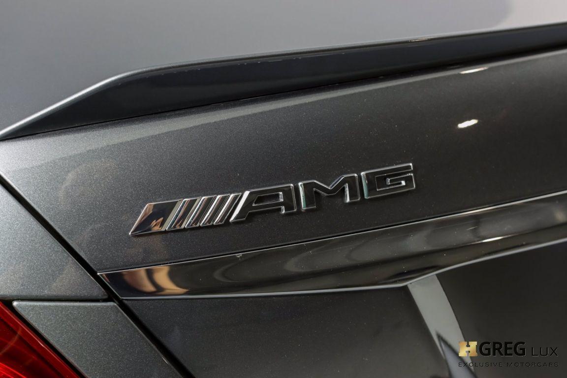 2018 Mercedes Benz E Class AMG E 63 S #20