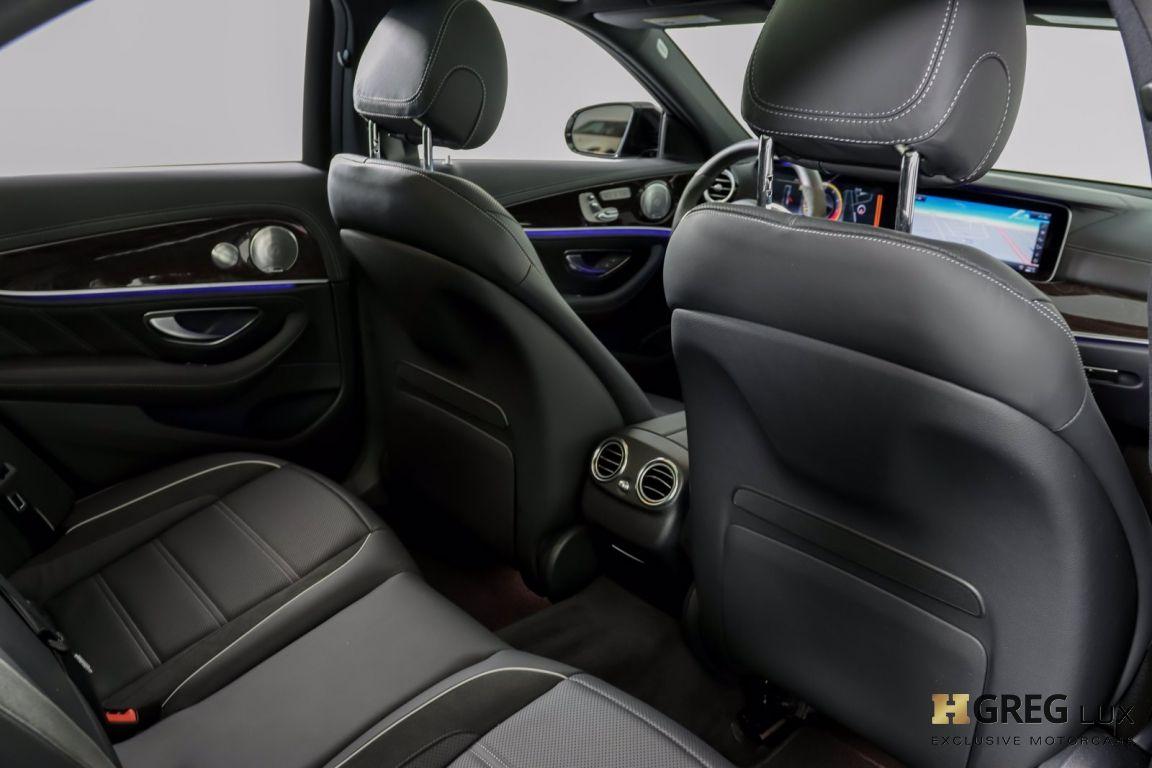 2018 Mercedes Benz E Class AMG E 63 S #57