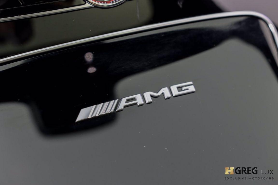 2018 Mercedes Benz E Class AMG E 63 S #45