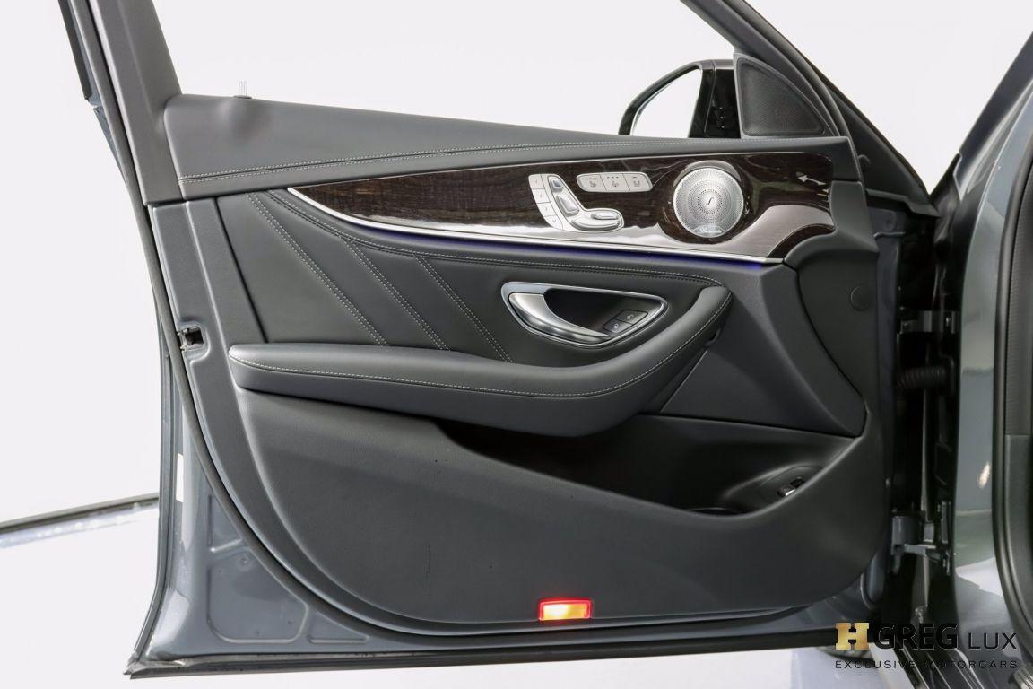 2018 Mercedes Benz E Class AMG E 63 S #39