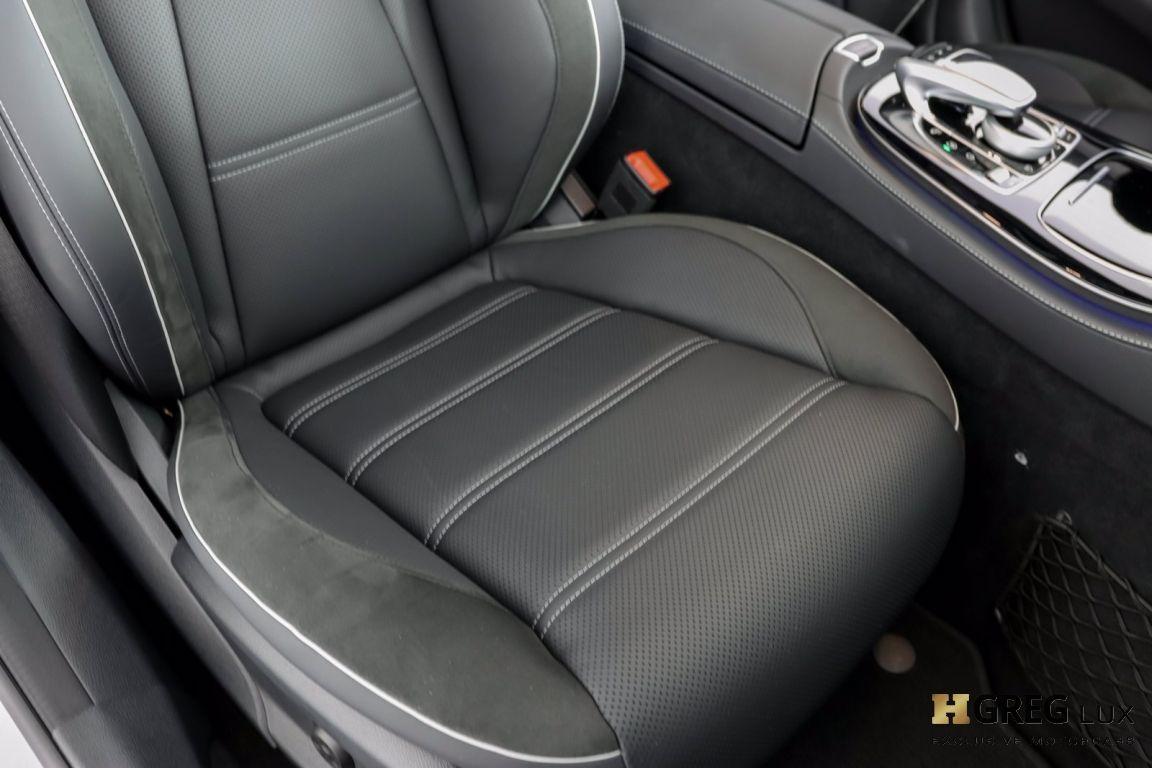 2018 Mercedes Benz E Class AMG E 63 S #34